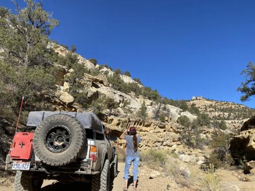 Left Hand Collett Canyon